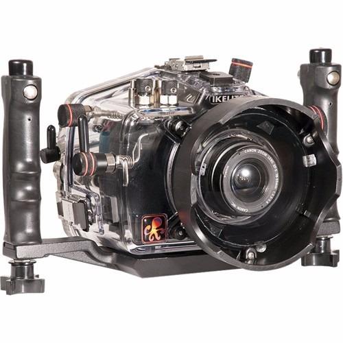 Ikelite 6871.07 Carcasa Submarina Para Canon Eos 7d - U$S 2,430.00 en Mercado Libre
