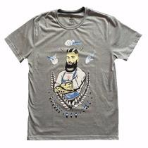Camiseta Barbearia Culture