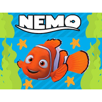 Kit Imprimible Candy Bar Buscando A Nemo Golosinas Y Mas