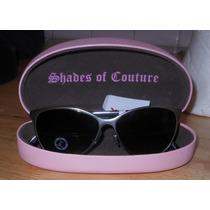 Juicy Couture Oculos De Sol Ajcn15009z &case Original Import