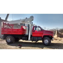 Grua Titan National 8 Ton