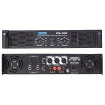 Potencia Amplificador Moon Pm 120 2x120w Rms Teclow