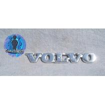 Emblema De Letras Para Camion O Autobus Volvo