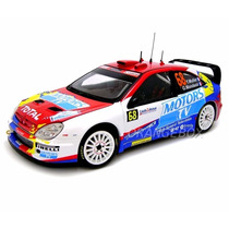 Citroen Xsara Wrc Rally De France - Alsace 2010 1:18 4473