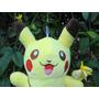 Peluche Pokemon Pikachu Tierno Adorable Niños/as