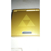 Nintendo Gameboy Advance Sp Zelda Ags. 001