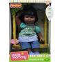 Little Mommy Sweet As Me Sunny Day Africana American Doll P