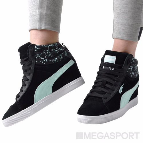 Puma Pc Wedge Print,,,2016,,,plataforma,,muy Comodos ,new