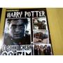 Revista Poster Harry Potter O Sonho Chega Ao Fim