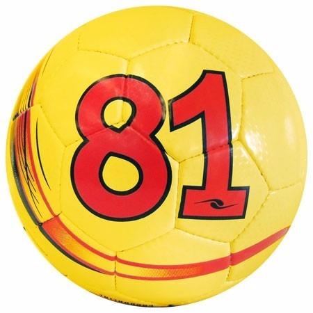 Bola Futsal Oficial Dalponte 81 Carboline Amarela - R  120 3ac4852f66a4a
