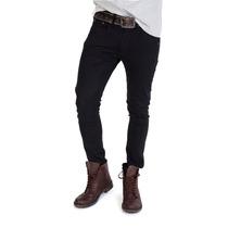 Pantalon Chupin Twill Black- Kout Hombre