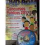 Revista Dvd-rom Concurso Públicos 2011 Simulador 1800 Provas