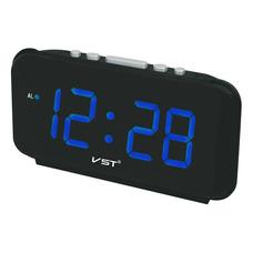 89a57d3257c3 Vst St-4 Relojes De Alarma Digitales Enchufe De La Ue Reloje