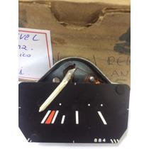 Relógio Combustível Santana 86/92 C/relógio Analogico Vdo