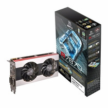 Placa De Vídeo Xfx Radeon Hd7870 2gb Ddr5 256 Bits