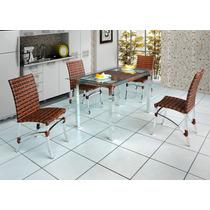 Cadeira,conjunto,fibra Sintética,alumínio,aréaexterna,jardim
