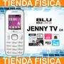 Telefono Celular Blu Camara Facebook Twitter Mp3 Mp4 Tv
