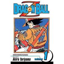 Libro Dragon Ball Z, Vol. 1 - Nuevo
