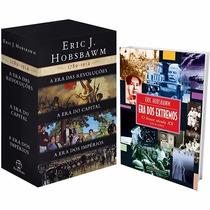 Box As Eras + A Era Dos Extremos Eric Hobsbawn