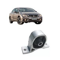 Calço Coxim Dianteiro Motor Civic Automático 01..05 1ª Linha