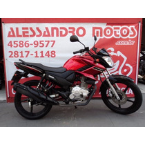 Yamaha Ys Fazer 150 Ed 2015 Vermelha Alessandro Motos