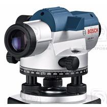 Nivel Óptico Automático 26x Bosch Gol26 Topográfico Tránsito