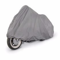 Funda Cubre Moto Impermeable Con Bolso De Regalo Zona Norte
