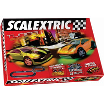Autopista Scalextric C3 Tuning Series Slot 1/32 6.2 Mts !