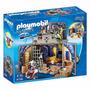 Playmobil Knights Cofre Con Tesoros Y Figuras 6156