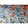 Lote Com 400 Selos Comemorativos Da Alemanha