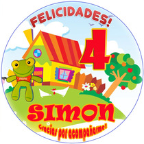 Imágenes Sapo Pepe Etiquetas Plantillas Imprimible