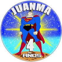 Imágenes Superman Imprimibles Etiquetas Moldes
