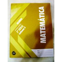 Caderno Do Aluno -ensino Médio -matemática -3a Série - Vol 3