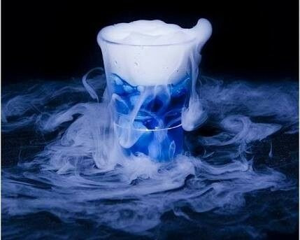 Chemistry Ice Water Cake