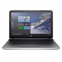 Laptop Hp Diseño Amd A8 12gb Exp. 16gb 1tb Video 2gb Win10