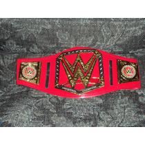 Cinturon Wwe World Heavyweight Universal Champion P/niño
