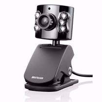 Webcam Plug&play Com Microfone Wc040 Multilaser
