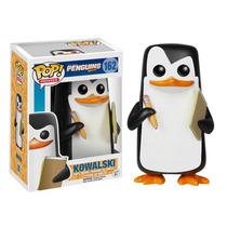 Funko Pop! Pinguins De Madagascar Kowalski - No Brasil