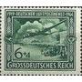 Estampillas Serie Alemania Nazi 1944 Nueva
