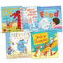 Livro Importado Animal Picture Book Pack X 5