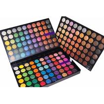 Maquiagem Profissional - Paleta De Sombras 252 Cores - Sp252