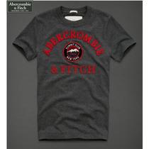 Camiseta Masculina Abercrombie & Fitch Original