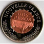 Araucania Y Patagonia-nouvelle France-2013-serie 6 Monedas