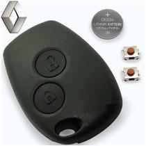 Logan Sandero Duster Capa Controle Telecomando Chave Alarme