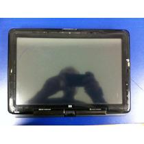 Tela Touch Hp Tx2 1040br Completa, Com Flat ,web, Dobradiça