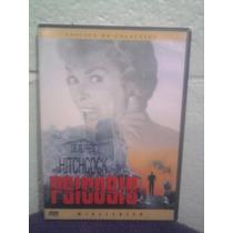 Dvd Terror Psicosis Universal Alfred Hitchcock 1a. Edición