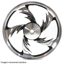 Roda Alumínio Esportiva Traseira Orion Honda Cg125 Fan 09/xx
