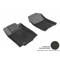 Tapetes Premium Uso Rudo 3d Cr-v 2012-2016 - 1ra Y 2da Filas