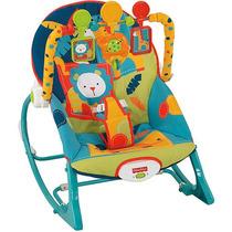 Cadeira De Balanço Minha Infância Unissex Fisher Price
