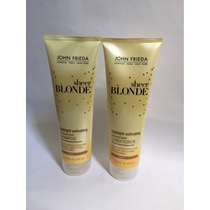 Kit John Frieda Sheer Blonde Shampoo + Condicionador